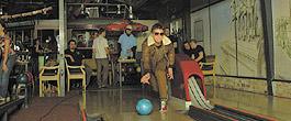 Bowlingspass bei Snowtropolis
