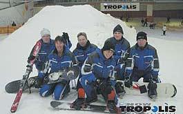 Das Team - Ski- und Snowboardlehrer